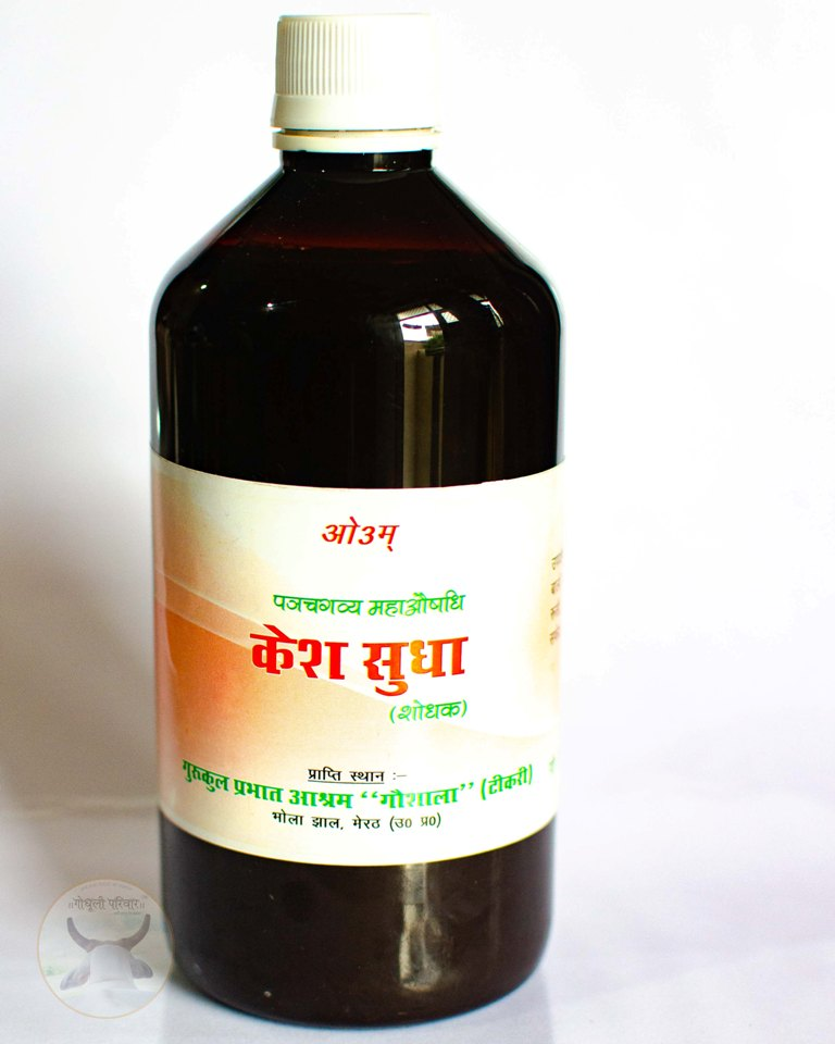 Kesh Sudha / केश सुधा 500 ml – 100% chemical free shampoo